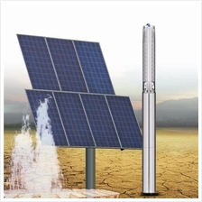 1.5HP Solar Water Pump for Agriculture With Long Life