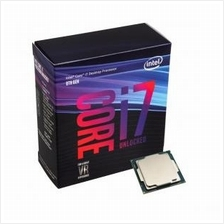 Intel® Core™ i7 8700K Processor (12MB Cache, up to 4.7GHz)