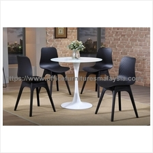 Modern Dining Table And Chair Set YGCDS-3157T56018C batu caves cheras