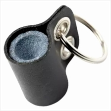 ONE80 LEATHERETTE KEYRING SHARPENER