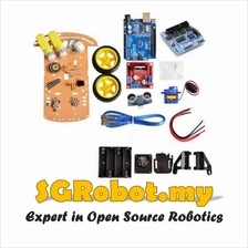 Arduino Uno R3 2WD Smart Robotics Robot Car Chassis Kit Set