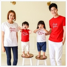 Love Family T-Shirt / Couple T-shirt