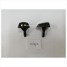 Waja Front Wiper Nozzle Black 2pc