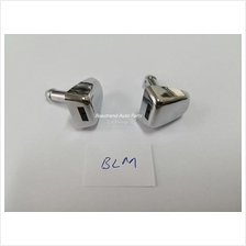 Saga BLM FLX Front Wiper Nozzle Chrome 2pc