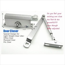 Door Closer for Office Door, Plywood Door (Light Weight)