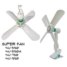 Mini 4 Blade Super Strong Ceiling Fan