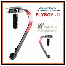 Flycam Flyboy II Mini Stabilizer - Black For Canon Nikon Sony Dslr
