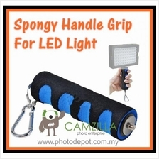 Camzilla Spongy Handle Grip LED light or Digital Video Camera