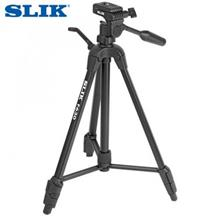 SLIK F630 TRIPOD WITH 3 WAY PANHEAD WITH QR KIT