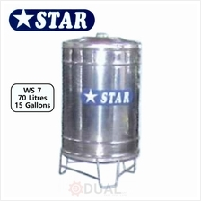 Star WS07 Stainless Steel Water Tank (70L/15gal)