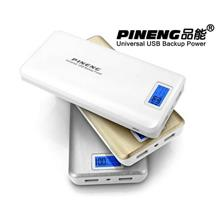 Pineng PN999/PN920 20000mAH Powerbank With LCD Screen