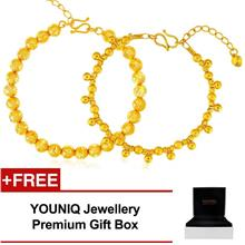 YOUNIQ Premium Classical for Mother  & Bella 24K Gold Plated Mini