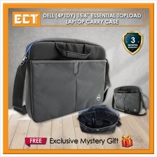 Dell (4P1DY) 15.6' Essential Topload Laptop Carry Case - Black