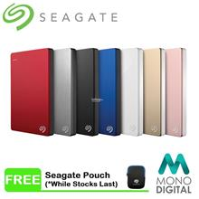Seagate 1TB Backup Plus Slim Portable Drive External Hard Disk Drive