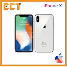 (Ready Stock) Apple iPhone X (256GB,3GB,5.8') - Silver
