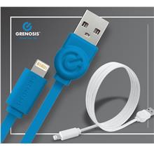 Grenosis RubberLite Lightning Cable