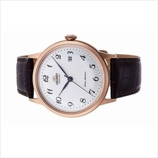 ORIENT Men Mechanical Date Watch RA-AC0001S10B
