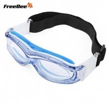 FREEBEE KID OUTDOOR SPORT GOGGLES SAFETY GLASSES (BLUE)
