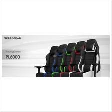 # VERTAGEAR Racing Series P-Line PL6000 Gaming Chair # 5 Colors Avlble