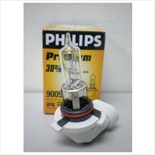 Philips Premium 9005/HB3 Halogen Bulb (30% more light) with UV Block