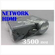 DELL 4310WX DLP PROJECTOR , NETWORK , HDMI (3500 ANSI)