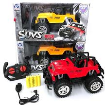 1:18 Rock Crawler Jeep Remote Control Car Toys Gift . Free Rechargeabl