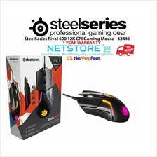 SteelSeries Rival 600 12K CPI Gaming Mouse - 62446