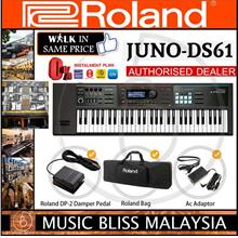 Roland JUNO-DS61 61-Keys Synthesizer (JUNO DS61): Best Price in Malaysia