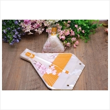 Ready Stock -sakura plastic film for onigiri wrapping Sheet