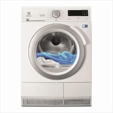 Electrolux Heat Pump Condenser Dryer with IQ Touch and Rotary Knob - E)
