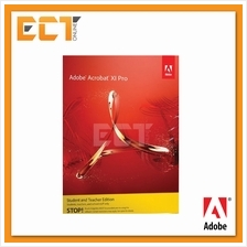 Genuine Adobe Acrobat XI Pro Full Package for MAC (Education Edition)