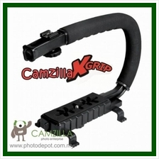 Camzilla X-GRIP Professional Camera / Camcorder Action Stabilizing