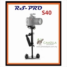 RS Pro S40 40cm Handheld Stabilizer Steadicam for Camcorder Camera