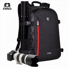 SINPAID SY-01 Sinpaid Double Shoulders Camera Backpack Water-proof Pro