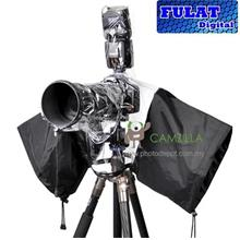 FULAT Rain Cover FOR DSLR Camera and Speedlite