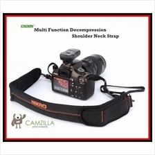Caden Multi Function Decompression Shoulder Neck Strap For Canon Nikon