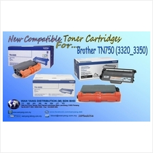 Brother TN750 (3320/3350) Compatible MONO Toner cartridges