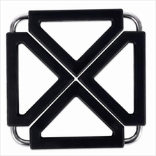 Online Sale Silicone Pot Pad for Kitchen Table Mat protect table top