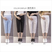 Summer Maternity Clothes Maternity Pants Trousers YF0017-2