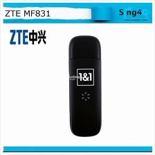 ZTE MF831 4G USB 150mbps Sim Card Modem @ digi celcom maxis umobile