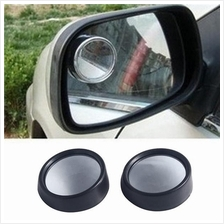 1set (2pcs) 360Degree Car Rear View Round Convex Blind Spot Mirror