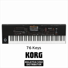 KORG Pa4X 73 Keys Professional Arranger Keyboard