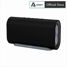 Aukey SK-M30 Eclipse Bluetooth Speaker Enhanced Bass With Dual Passive)