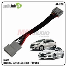 HONDA CITY GM6 Facelift 2017-2018 AUDIOLAB Bypass Cable TV Free Cable