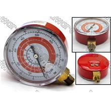 Manifold Replacement Gauge High Side R22/R134a/R404a/R410a (MGR-R)