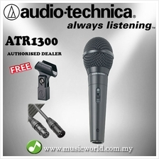Audio Technica ATR1300 Unidirectional Dynamic Vocal/Instrument Microph