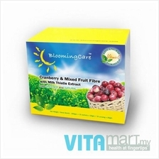 BloomingCare Cranberry & Mixed Fruit Fibre 20g x 15's