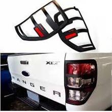 Ford Ranger 2012 Tail Lamp Cover Black/Red