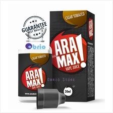 ARAMAX Cigar Tobacco 30ml vape ejuice eliquid liqua