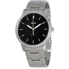 FS5307 The Minimalist Slim 3H Quartz Silver Bracelet Men's Watch